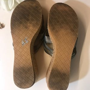 Donald J. Pliner Shoes - Donald J. Pliner Salma Cork Wedges